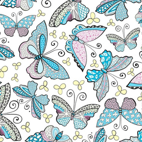 blue_butterflies