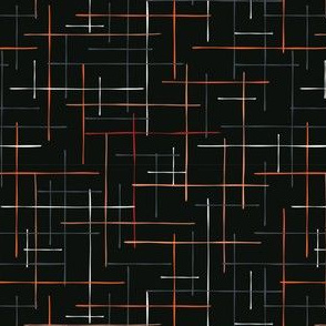Abstract Criss Cross Lines Seamless Vector