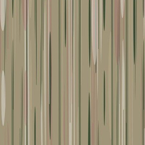 Vintage Stripe - Creamy Dreamy