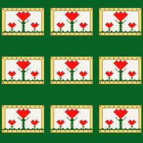 TE_55642_E_2x2 Yvier's Tulips in Semi Circle-ch