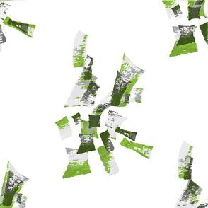 Movement - green