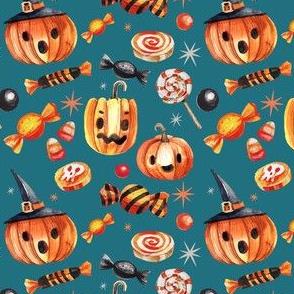 Trick Or Treat Vintage Halloween