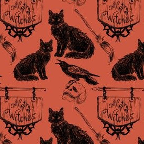 Halloween Night Of Witches