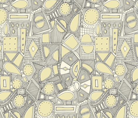 RAZZ WILLOW fabric by scrummy on Spoonflower - custom fabric