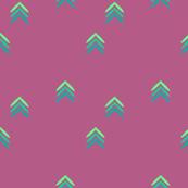Discs - Arrow on Purple