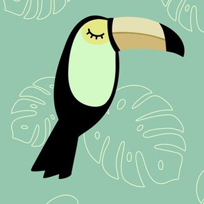 Toucans Mint