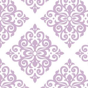 Miriam Medallion Lavender