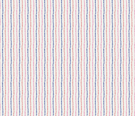 Vertical, dotted textured stripe on cream fabric by patternanddesign on Spoonflower - custom fabric