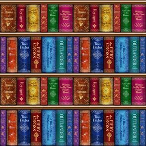 Thru The Stones Bookshelf - small