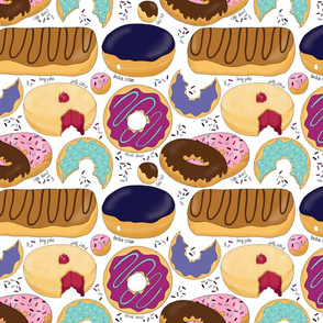 Yum-O Donuts Color