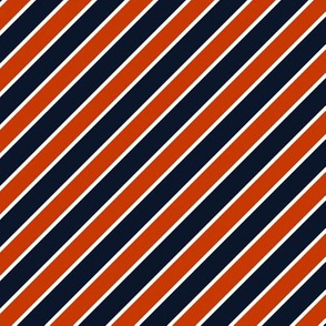 Chicago Bears Stripes team colors