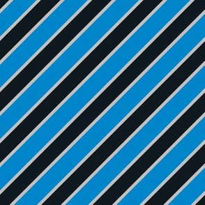 Carolina Panthers team colors
