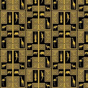 Art Deco Door Panels