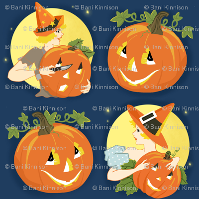 Vintage Halloween Costume Party