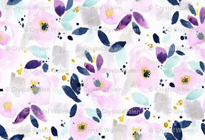 mystical floral small