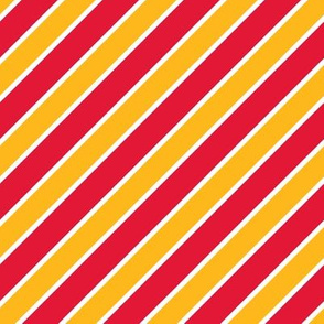 Kansas City Chiefs team colors