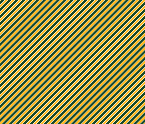 Green Bay Packers Team colors fabric by khaus on Spoonflower - custom fabric