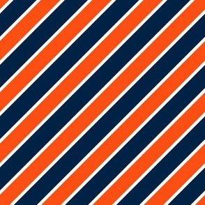 Denver Broncos team colors