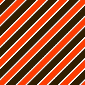 Cleveland Browns Team colors