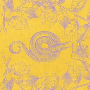 Eel Life Violet