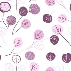 Eucalyptus - purple