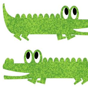 Alligator Roll Call Stuffy