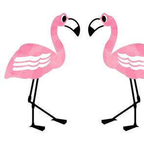FUNky Flamingo Stuffy