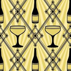 Champagne Diamonds