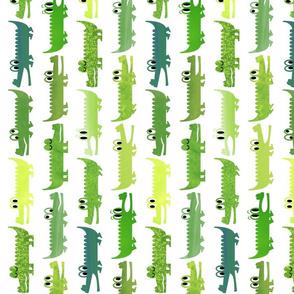Tiny Alligator Roll Call