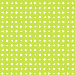 Tiny Charms - Lime