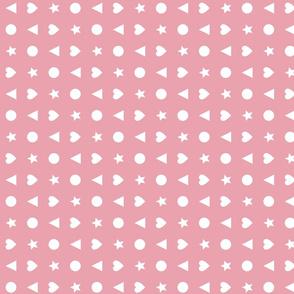 Tiny Charms Pink