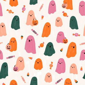 Happy Ghosts – Large