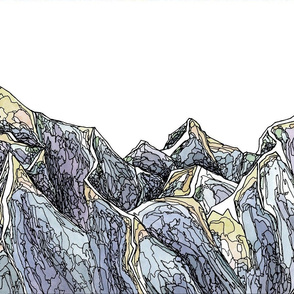 Mountain Ridges