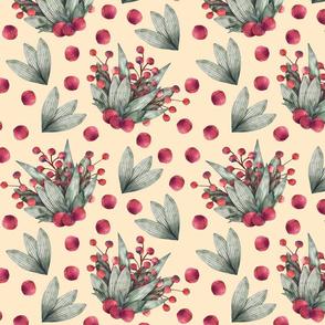 A berry bouquet