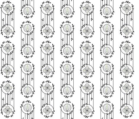 ornament 6 fabric by michaelakobyakov on Spoonflower - custom fabric