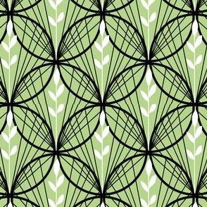 ornament 7 - light green