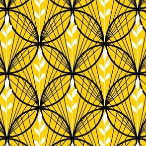 ornament 7 - yellow