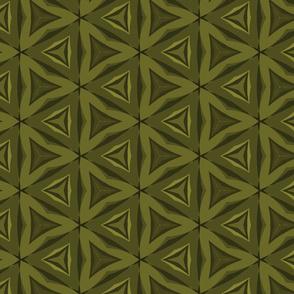 Khaki triangles