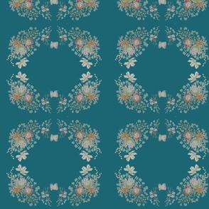 fleurs du printemps in jade