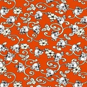 skull ditzy_orange