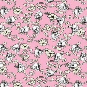 skull ditzy_pink