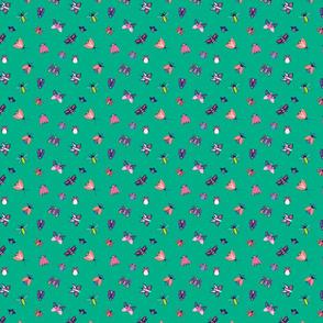Bright Bug - Green