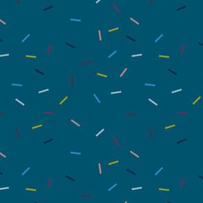 Plum confetti Sprinkles