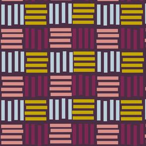 Confetti grid