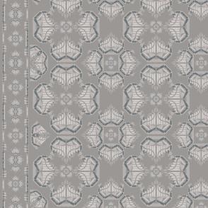 art deco grey