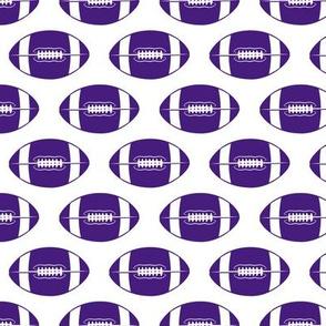 college football (purple)