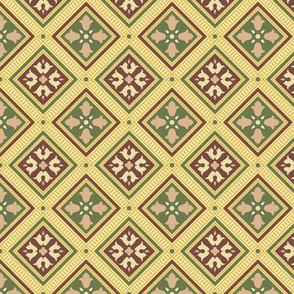 edwardian tiles