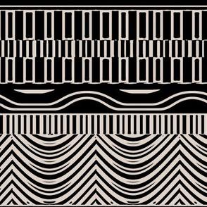 ART DECO STRIPE-11Y