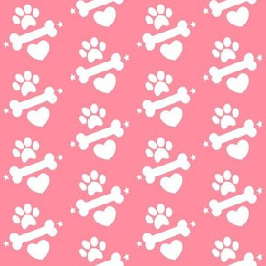 Love Dogs Pink