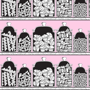 Candy Shop Rosa